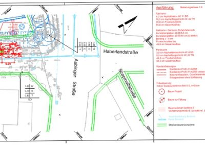 1159 IBK Heimburgstr Zufahrt P145 Lageplan P01 A MU 20190121